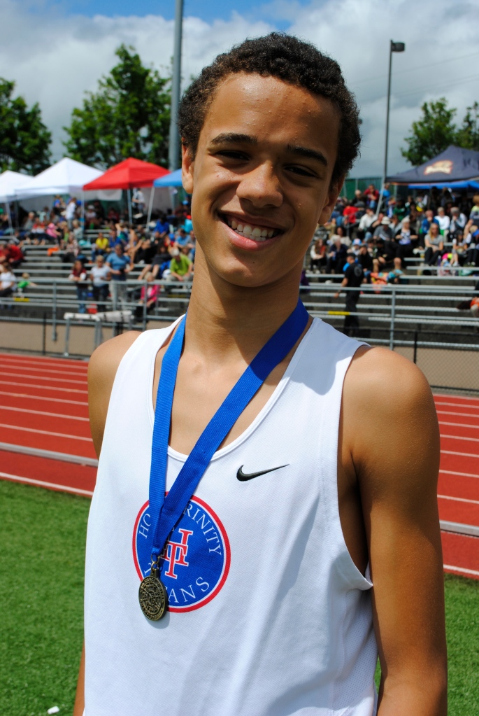 800 Yard Run Cadet Boys Cameron Parker