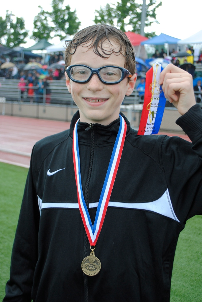 800 Meter run Cub Boys Ethan Reese
