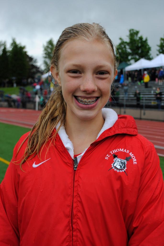 800 Meter Run Cub girls Greta Anderson