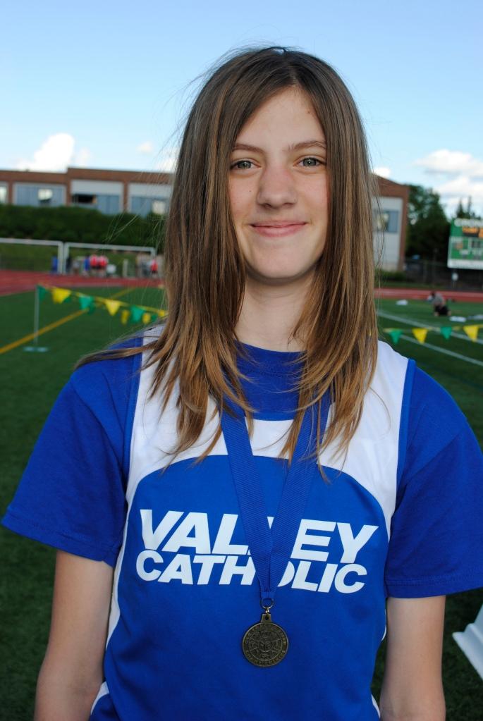 High Jump Cadet Girls Martyna Adamiec