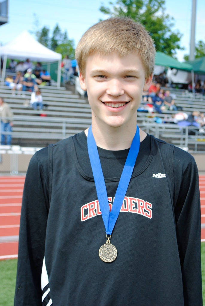 High Jump Cadet Boys Robert Scriven
