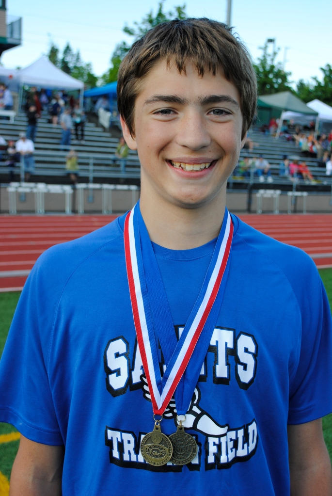 Javelin Cadet Boys Sean Hamel