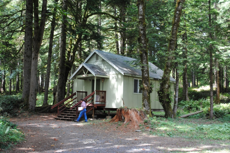 Cabin inspections are key to the ongoing maintenance and upkeep of cabins.