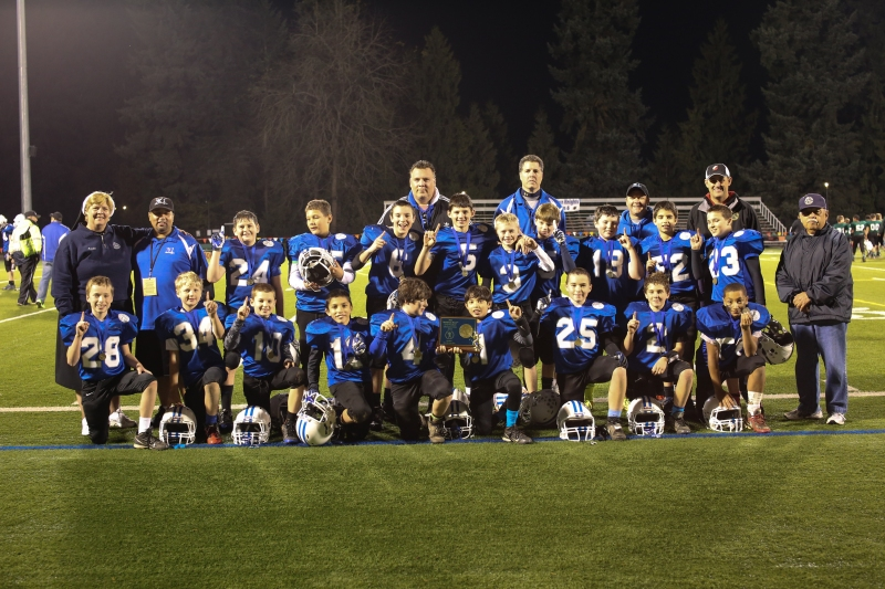 Fifth and Sixth Grade Champions from Region 6 Beaverton Knights from Valley Catholic, St. Cecilia, St. Pius X, Holy Trinity