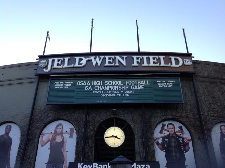 Jen Weld Field, Portland, OR