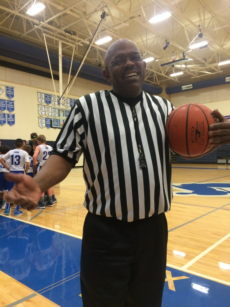 Ronnie Ford, CYO Basketball and Football official for 15 years