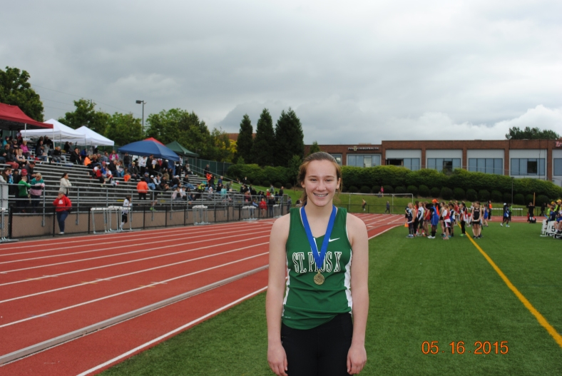 Morgan Kirnak, CYO Meet of Champion winner Cadet Girls Turbo Javelin 2015