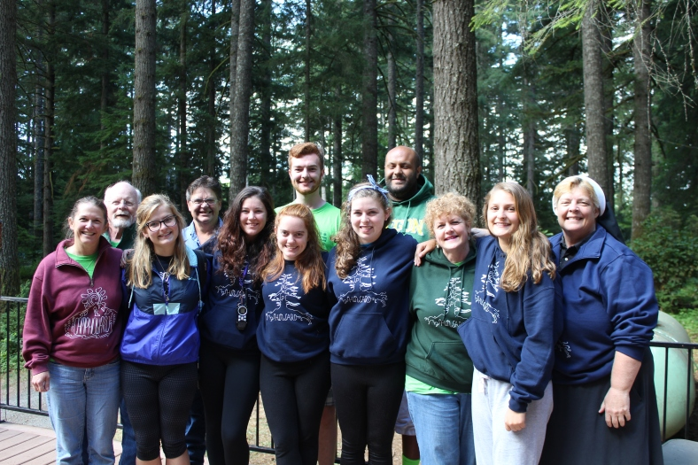 Camp Howard Leadership Team 2015