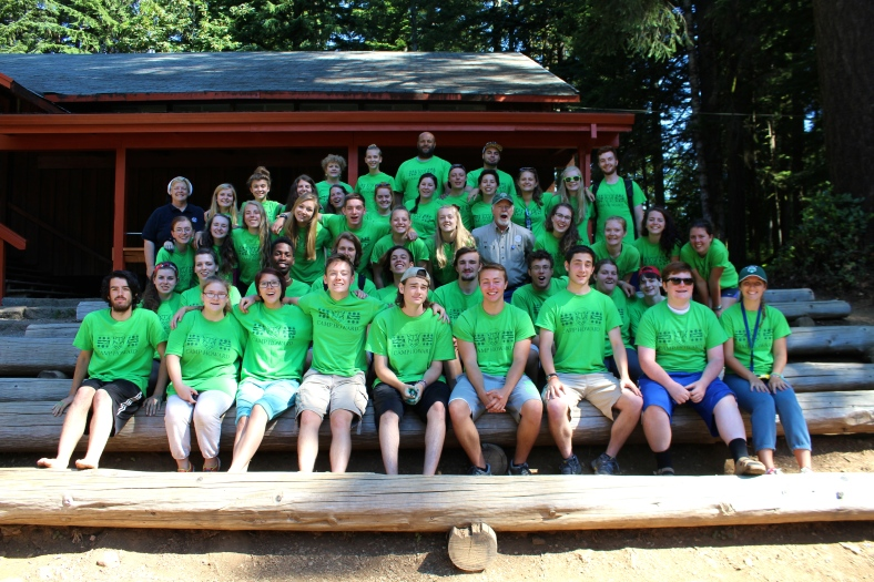 2015 Camp Howard Staff