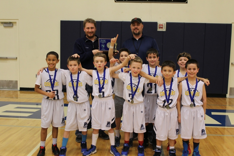 3 Boys City 2016 1st Place St. John Baptist