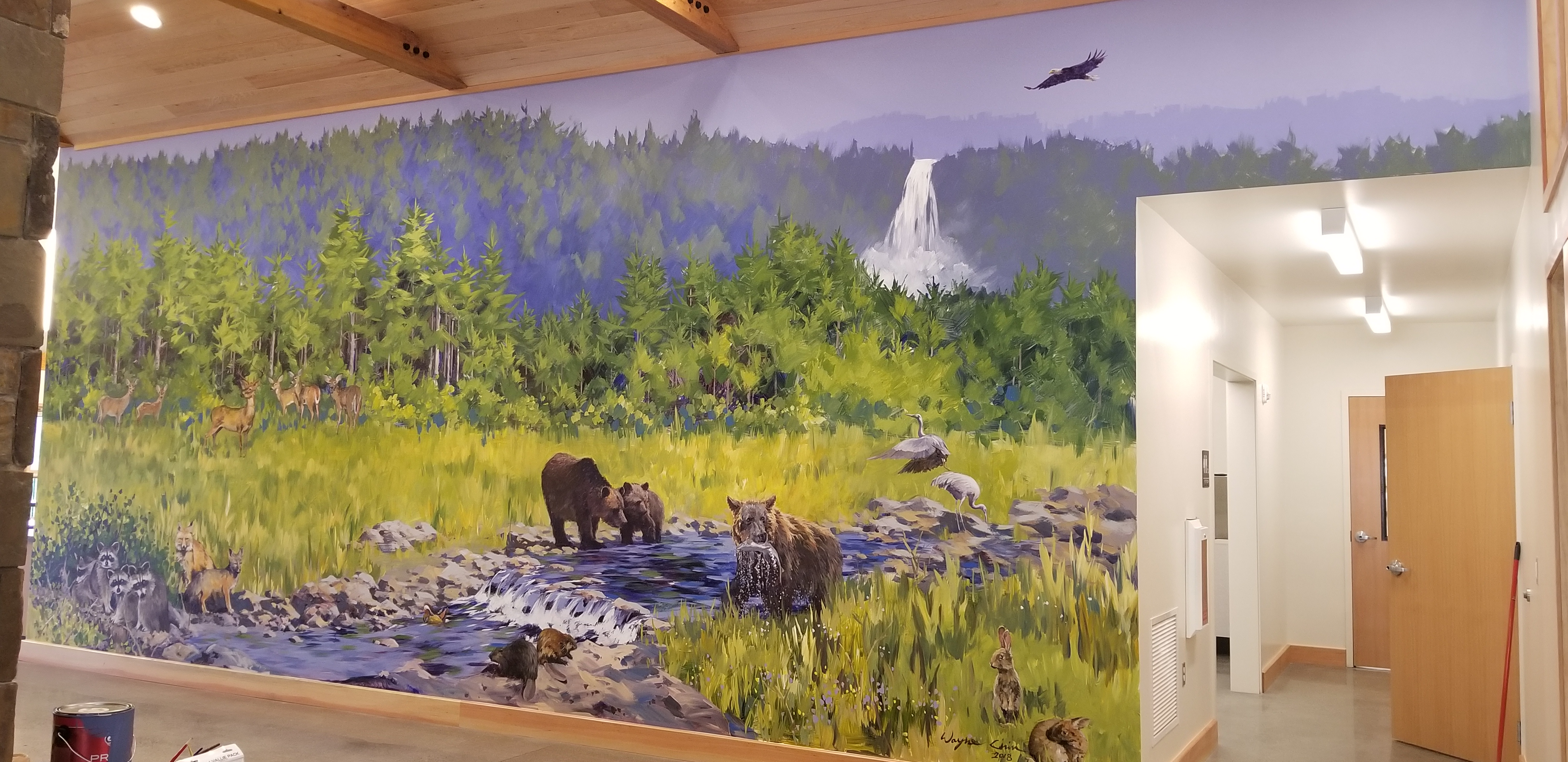 0. Mural
