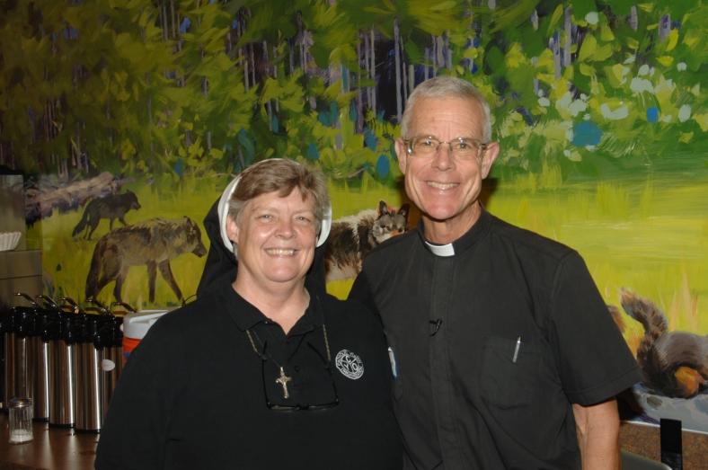 SK & Fr. Dave